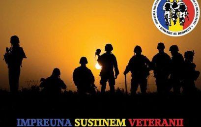 11 Noiembrie – Ziua Veteranilor din teatrele de operații la Centrul de Recuperare și Refacere de la Târgoviște
