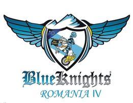 Blue Knights România IV donează pentru CRRV-AMVVD