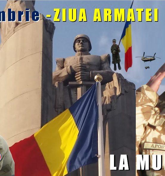 LA MULTI ANI, Armata Română!