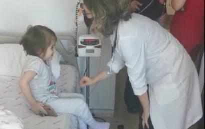 Ajutor pentru micuța Beatrice